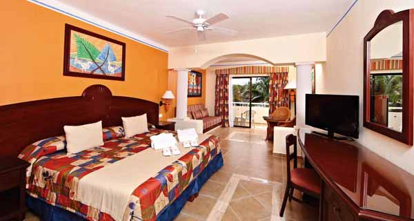 Accommodations - Bahia Principe Grand Coba - All Inclusive Resort